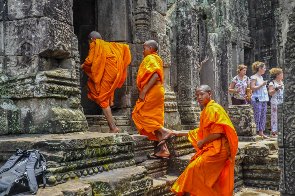 Angkor Wat – where the past has a powerful presence