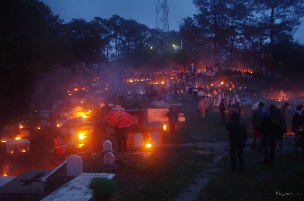 Sagada's Ap-apoy, a Merging of Christendom and local Tradition